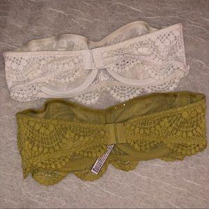 2 For 1! Victoria's Secret Bralettes